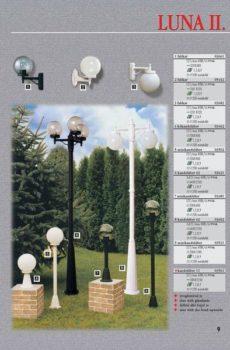 Luna II. termékcsalád