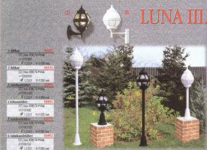 Luna III. termékcsalád